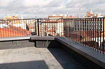Balcones y terrazas